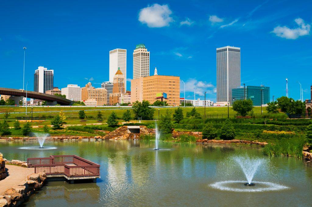 City of Tulsa, OK.